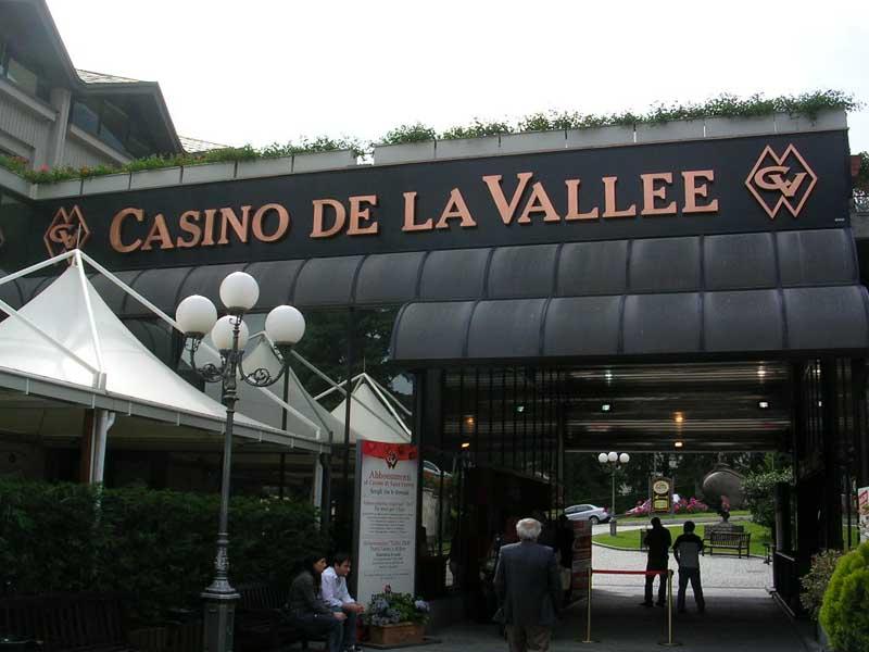 Casino della valle orari