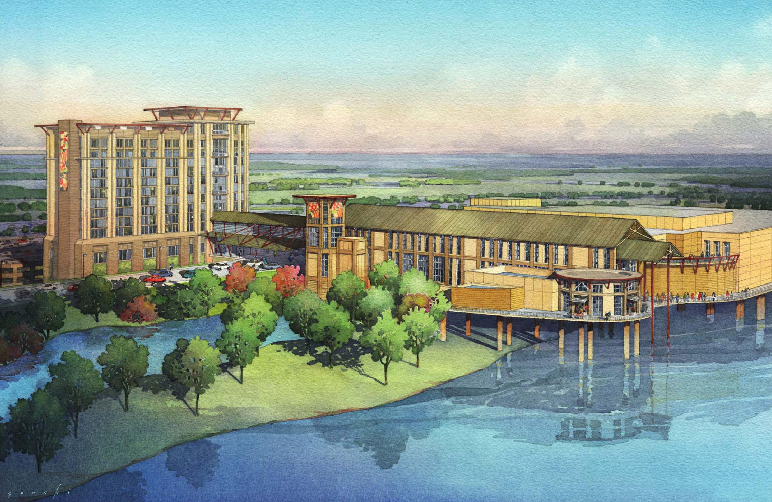 Largest Casinos in Baton Rouge