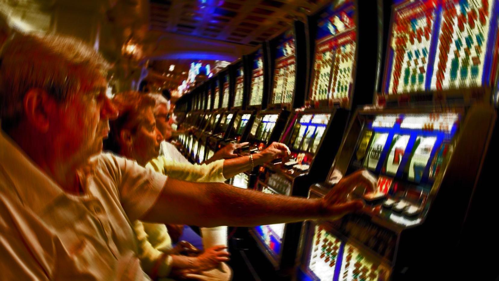 slot machines generate 70 of casino revenues in the united states