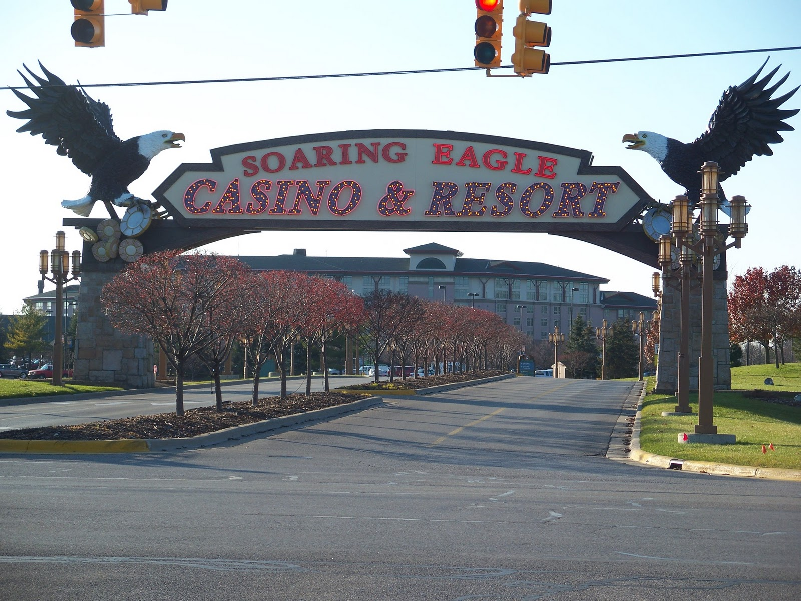 What are the games like at Soaring Eagle Casino
