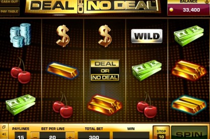 Free Deal Or No Deal Slots