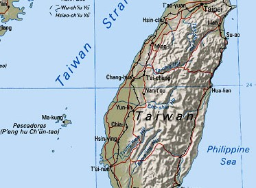 Taiwan Taiwanese To Follow Philippines Strait Lower Tax Route