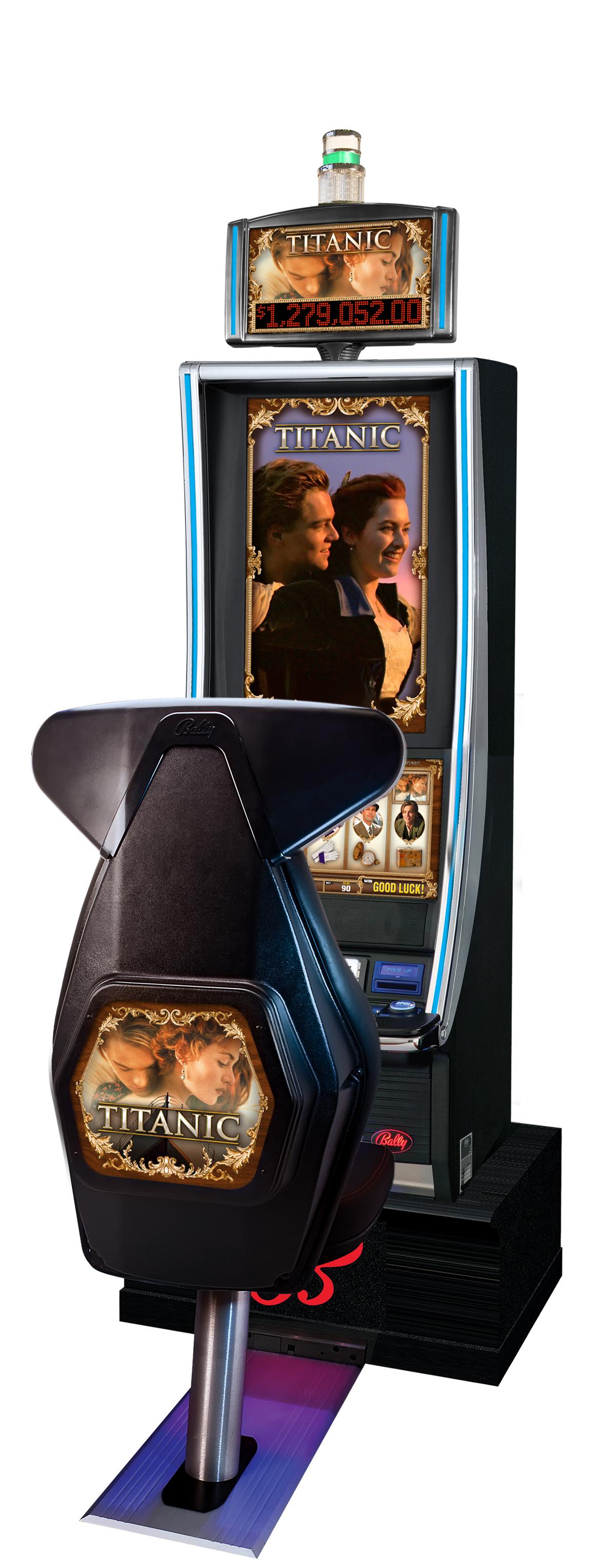 Slot machine gratis da bar titanic