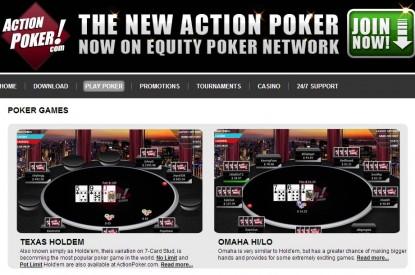 Action poker network slots bonus free games