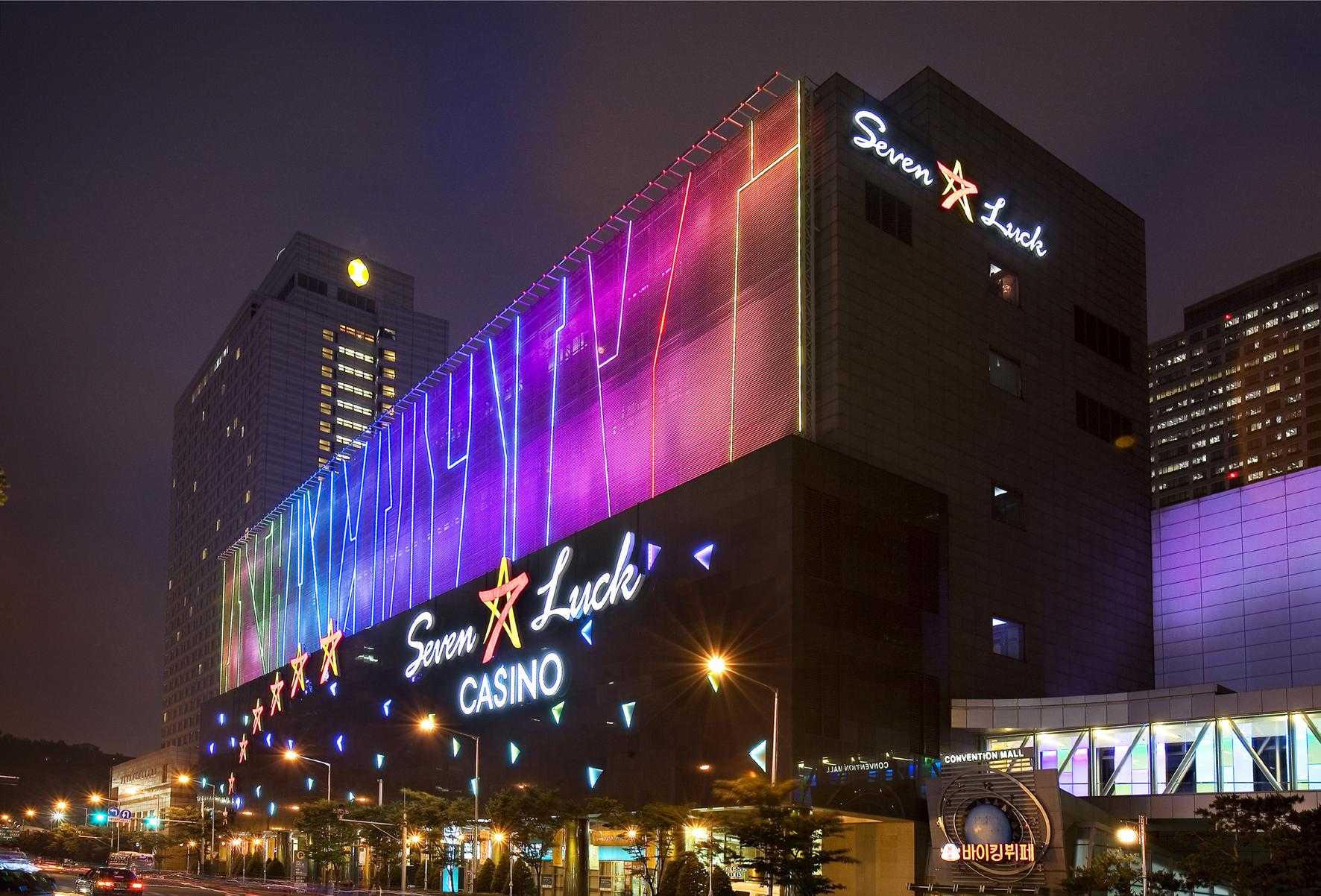 seven luck casino in seoul