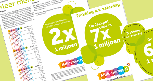 Dutch lottery - G3 Newswire