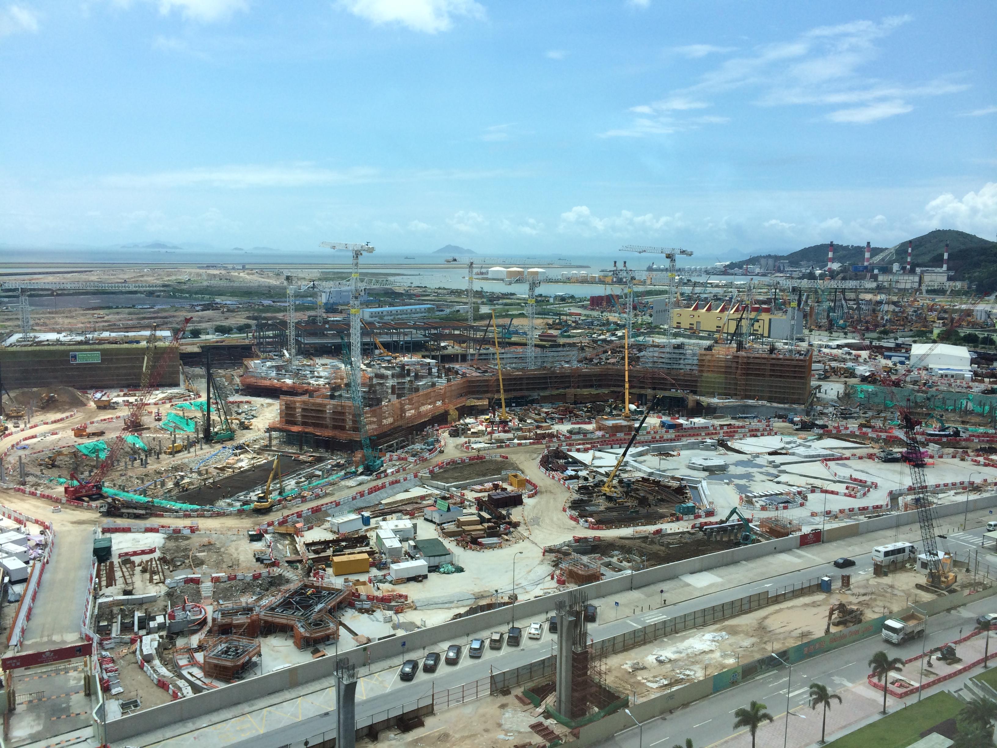 Wynn could open cotai casino 2015