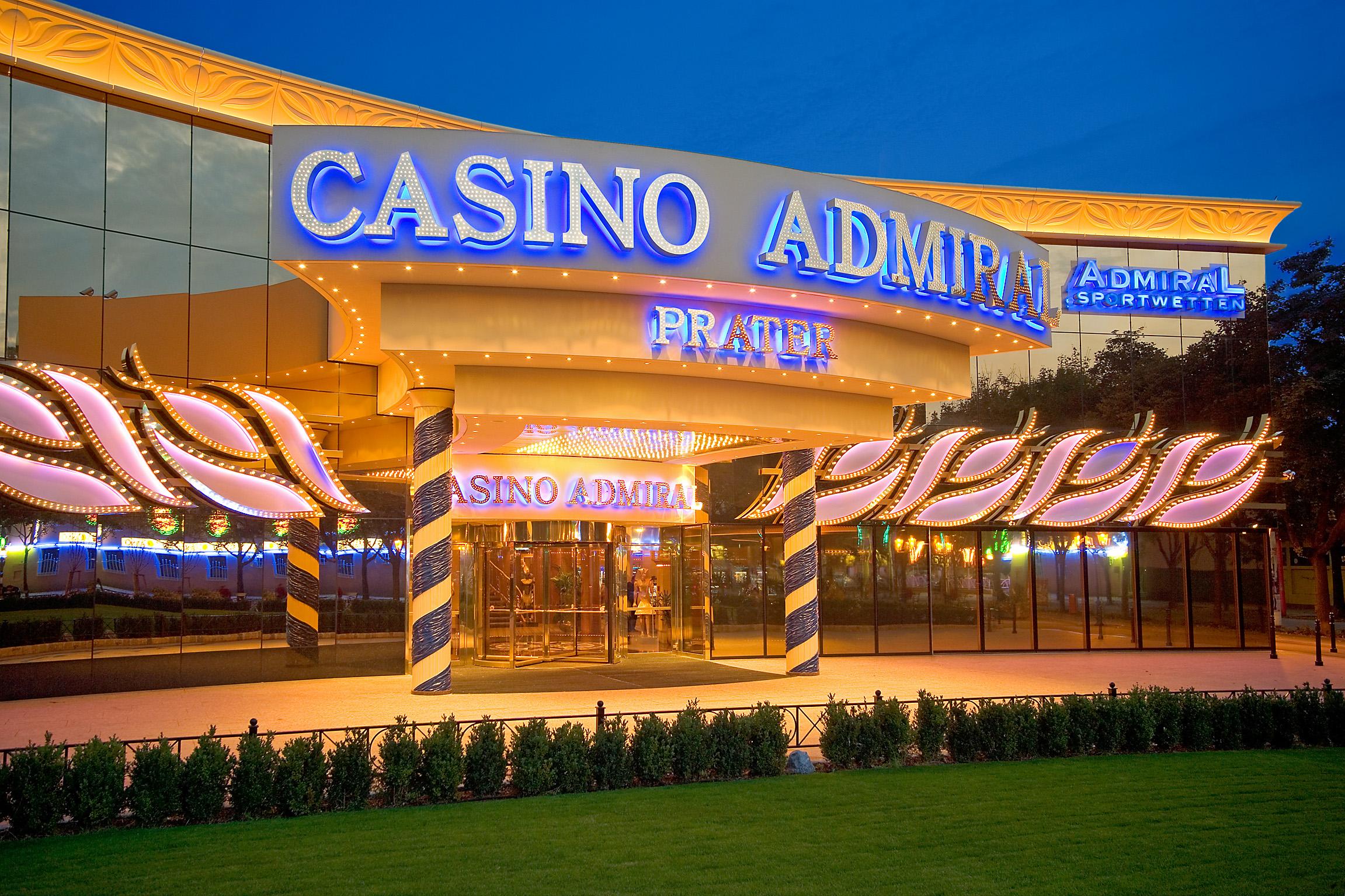 Novomatic casino prater resorts casino hotel boardwalk atlantic city nj