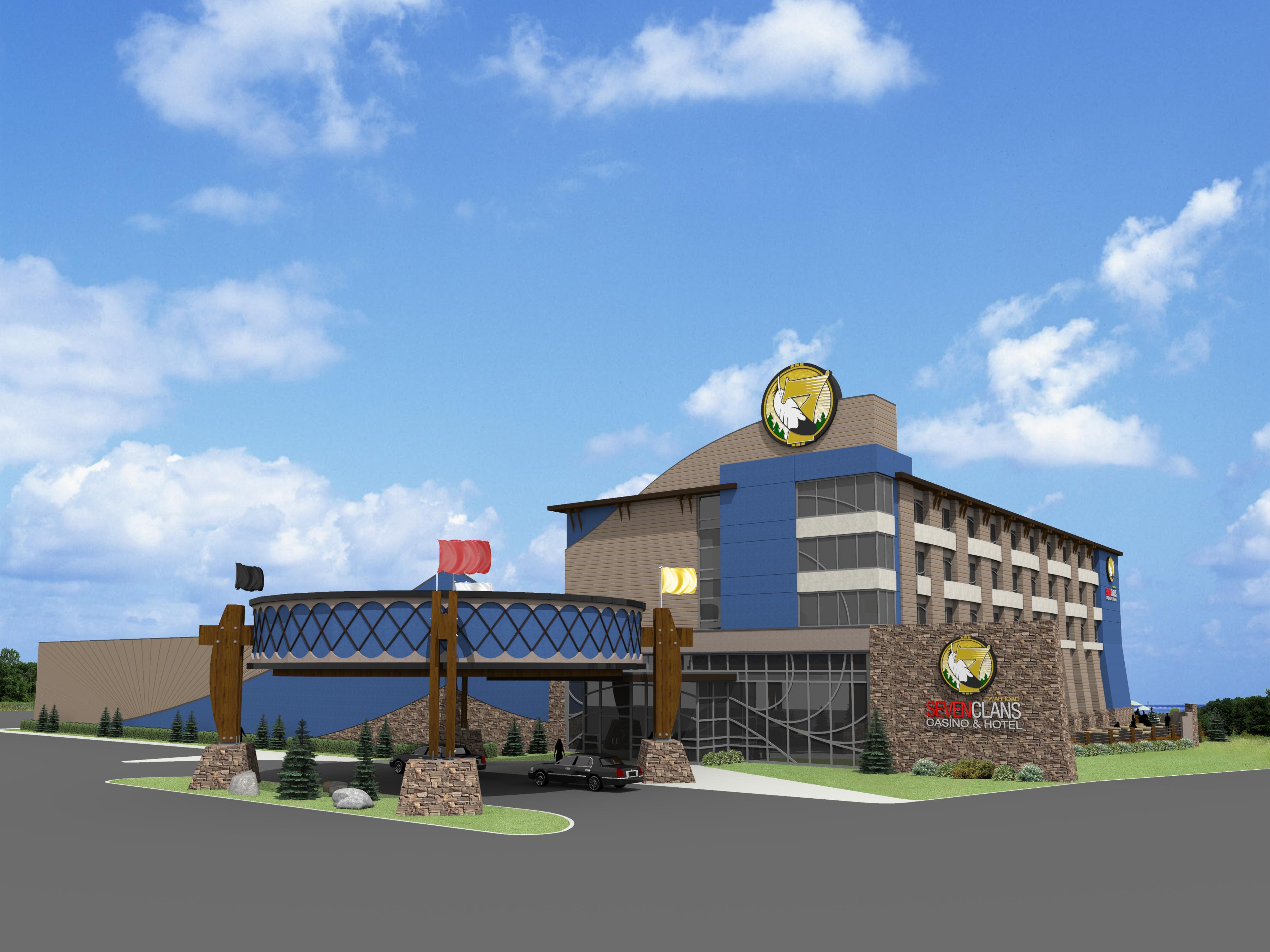 warroad casino