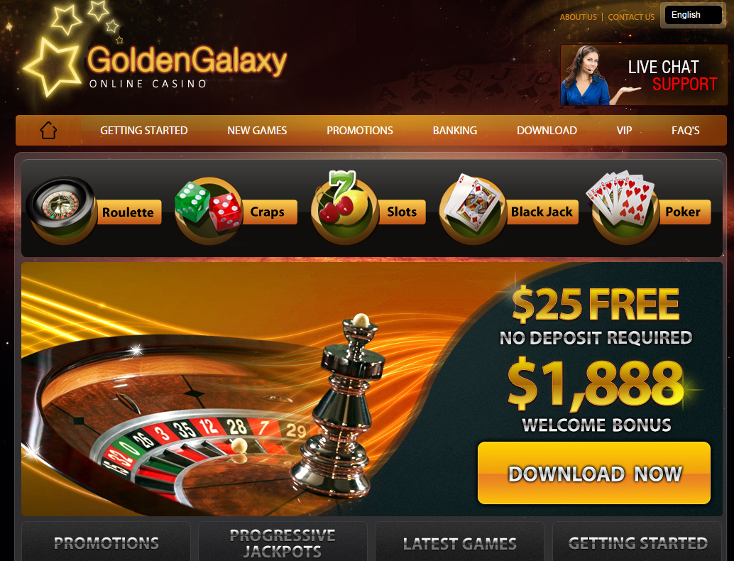 golden galaxy casino