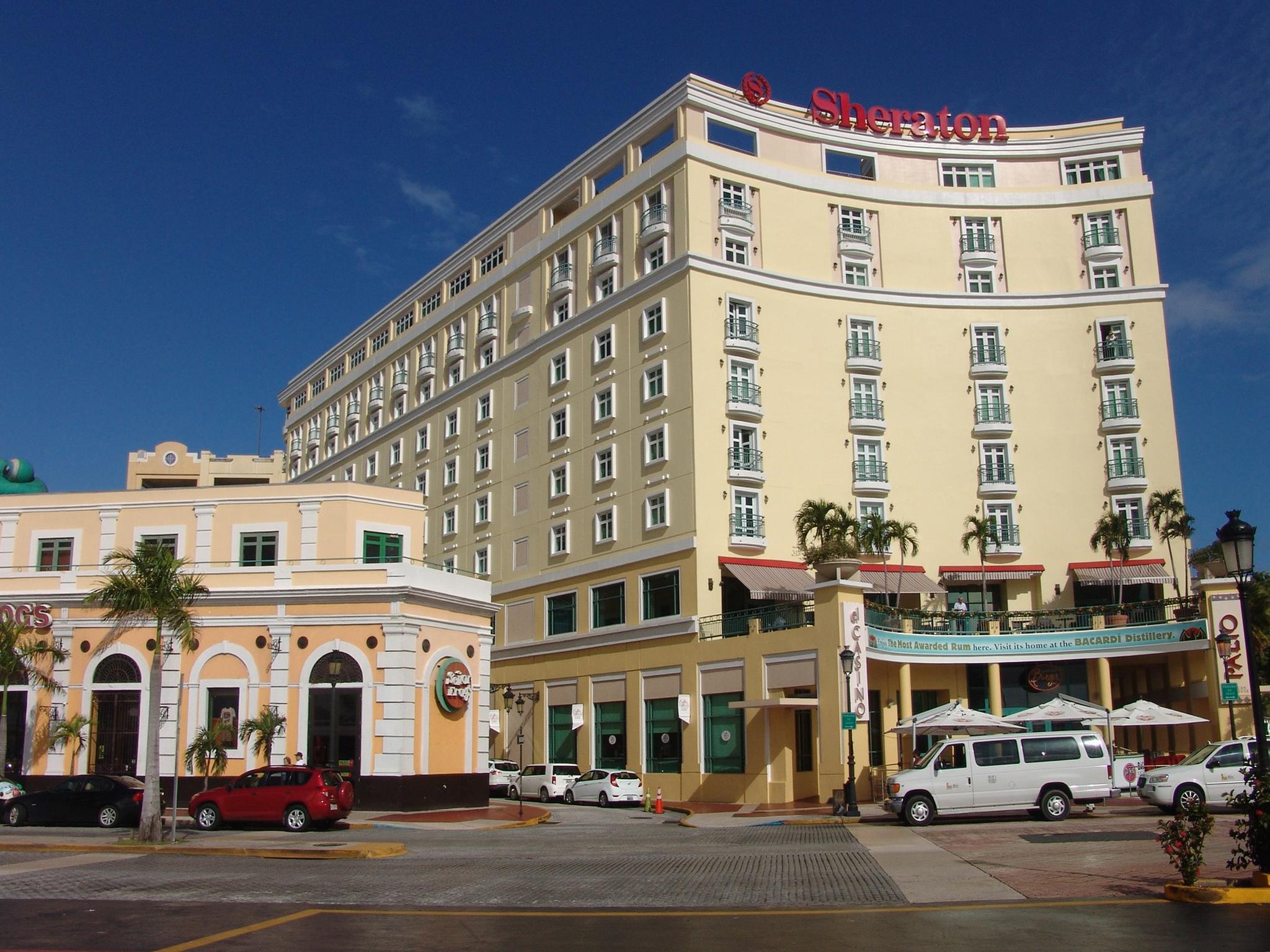 old san juan casino hotel
