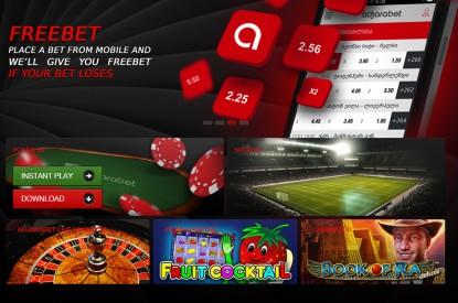 adjarabet mobile betting app