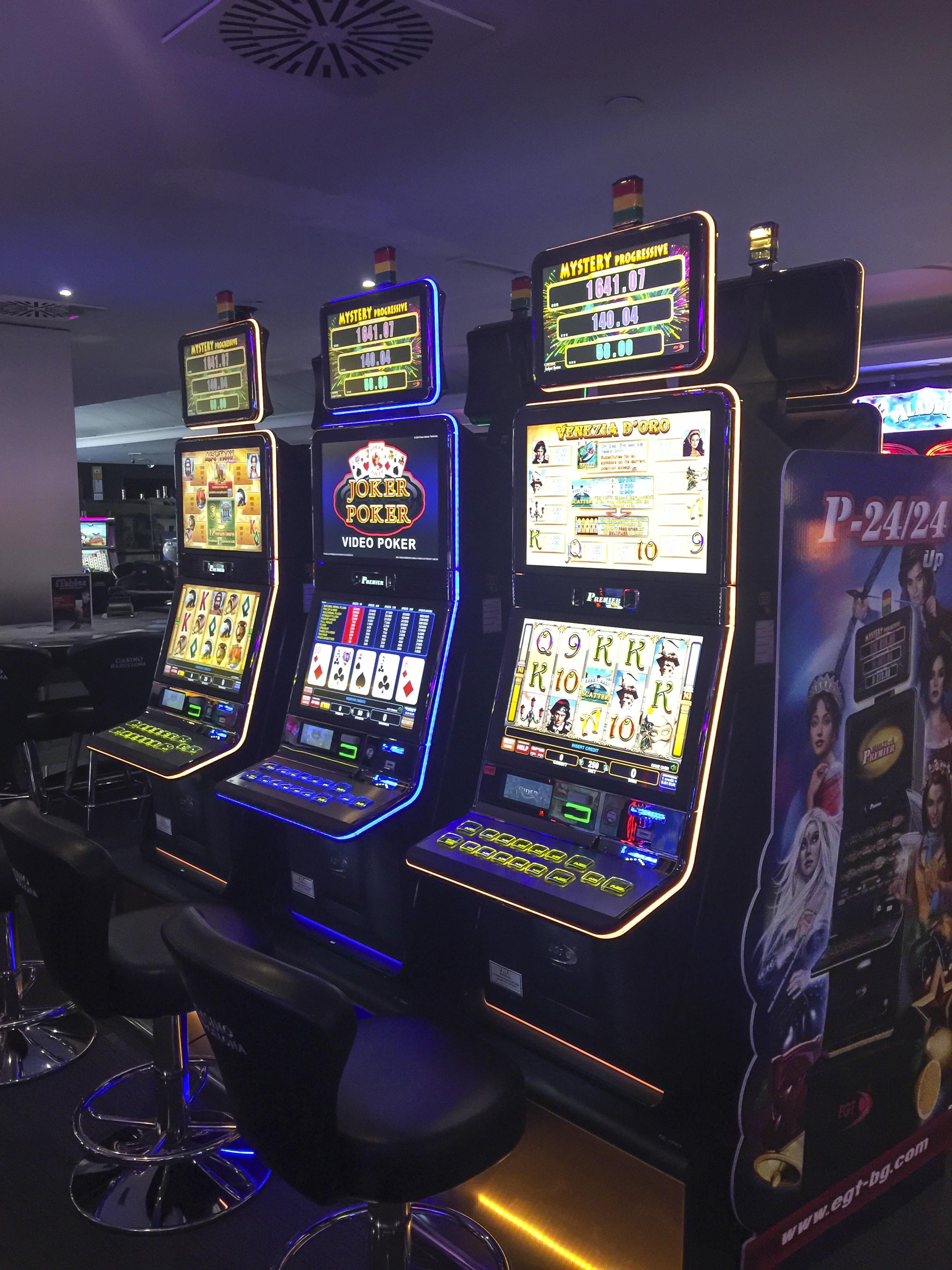 online casino games in spain
