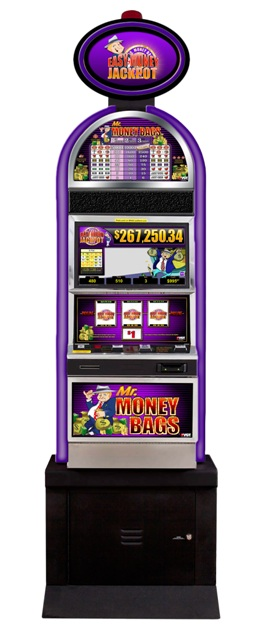 Mr Moneybags Slots