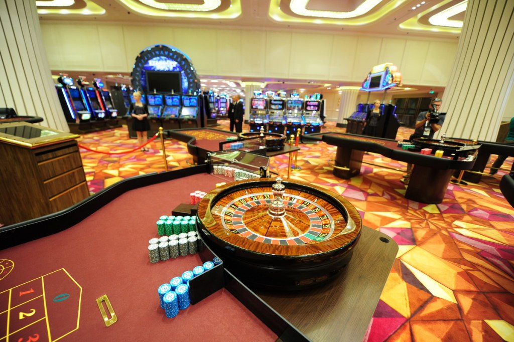 Tigre de Cristal opens as first casino in Primorye gaming zone