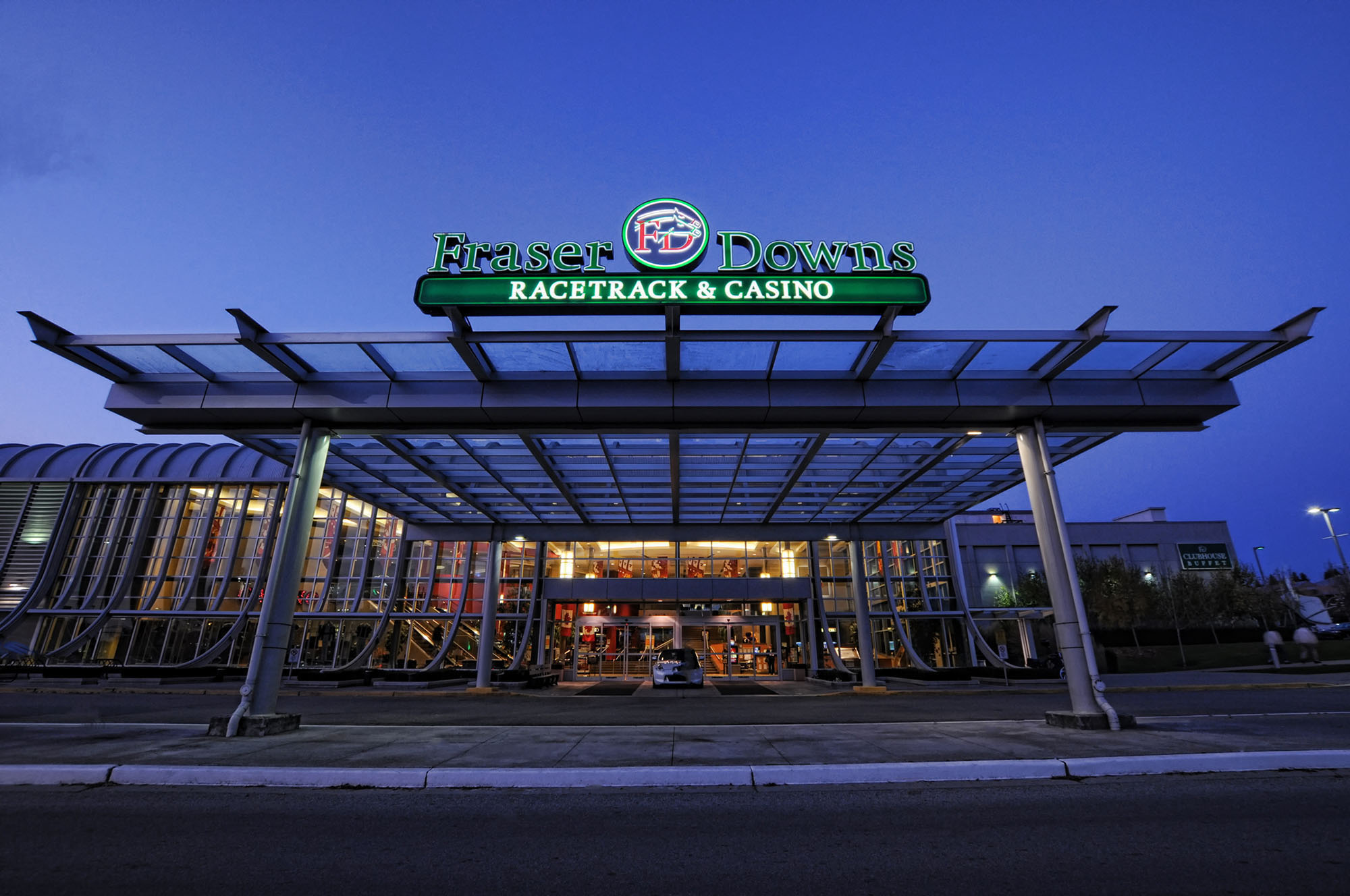 Fraser Downs Casino