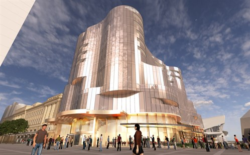 green light for $330m casino expansion