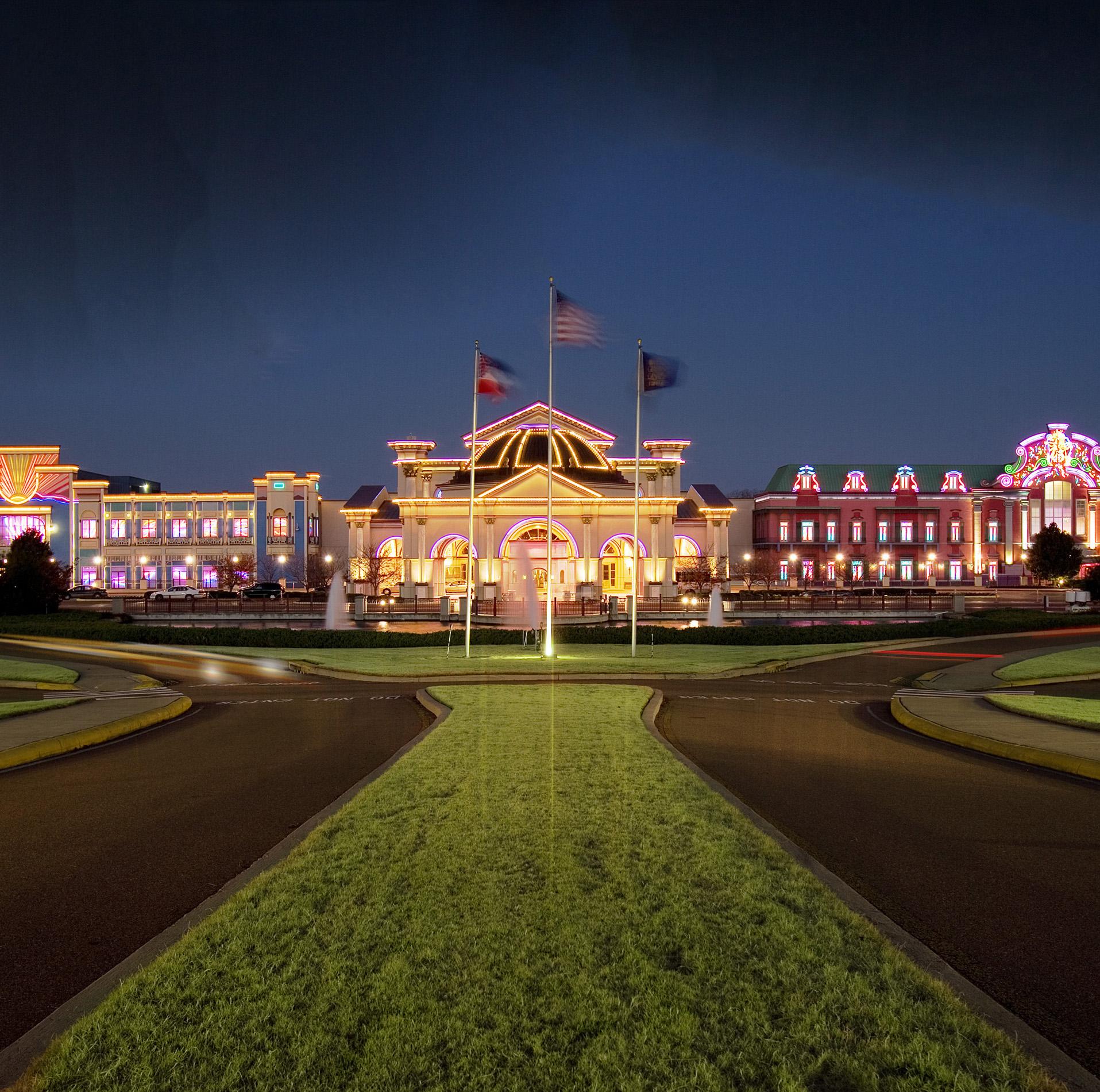 Harrahs Casino Tunica