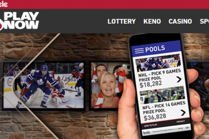 Sports Pools To Launch At CanadaS PlayNow.Com