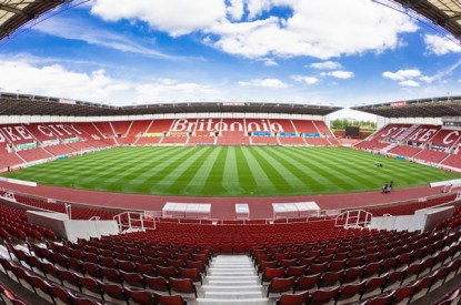 UK – Stoke City's football ground to be renamed The bet365