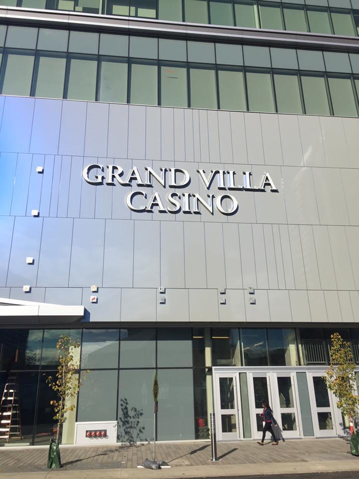 Grand Villa Edmonton