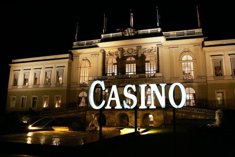 Casinos Austria Homepage