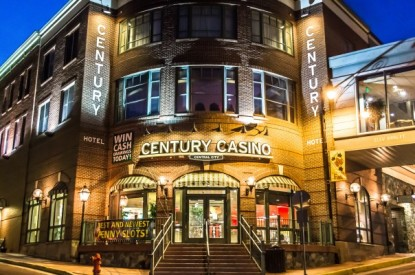 Century Casino Menu