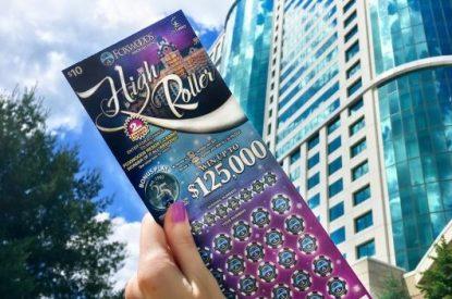high roller casino scratch off