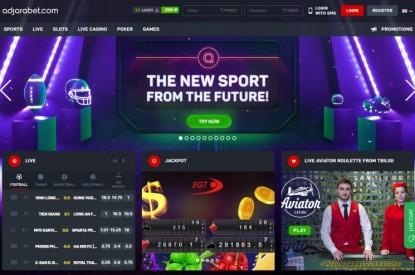 Adjarabet mobile betting app inside track betting gta san andreas location of girlfriends