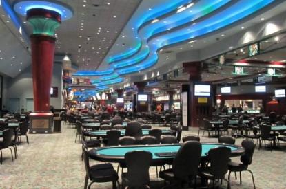 foxwood casino poker room