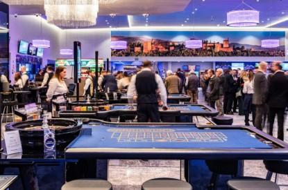 Spain Novomatic Celebrates Opening Of Casino Admiral Granada