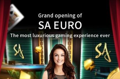SA Gaming announces new European lobby SA Euro - G3 Newswire